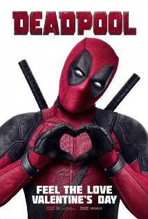 Deadpool (Blu-ray + DVD + Digital HD)