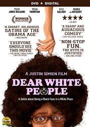 Dear White People (Blu-ray + DVD + Digital HD)