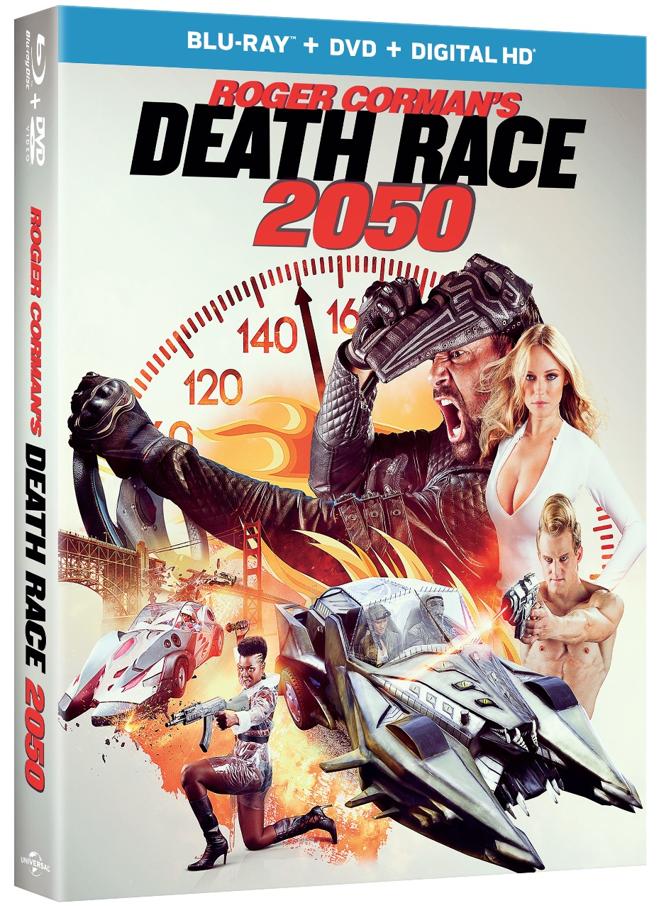 Death Race 2050 Blu-ray Review