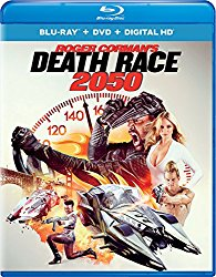 Death Race 2050 Blu-ray