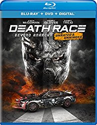 Death Race Beyond AnarchyBlu-ray Cover