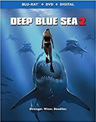 Deep Blue Sea 2 (Blu-ray + DVD + Digital HD)