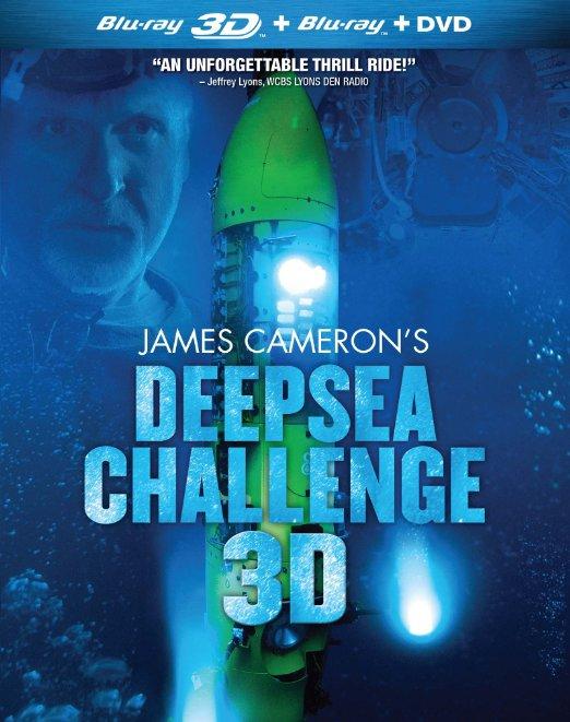 Deepsea Challenge 3D (Blu-ray + DVD + Digital HD)