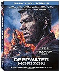 Deepwater Horizon (Blu-ray + DVD + Digital HD)