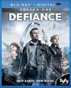 Defiance Season One Blu-ray
