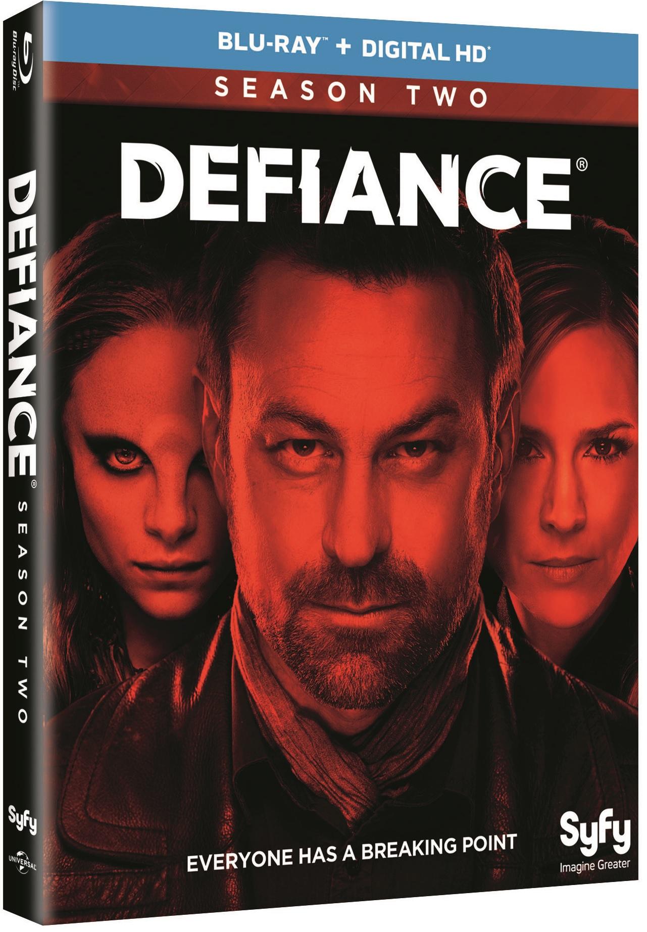 Defiance Season 2 Blu-ray Review