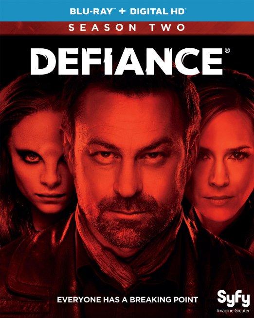 Defiance Season 2 (Blu-ray + DVD + Digital HD)