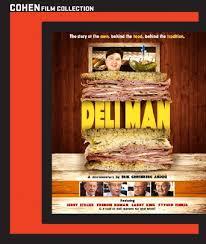 Deli Man Blu-ray