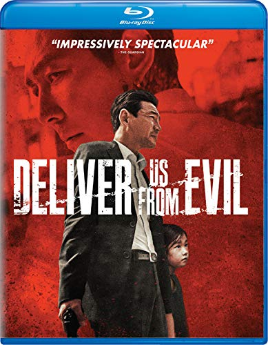 Deliver Us From Evil (2 Discs)  (Blu-ray + DVD + Digital HD)