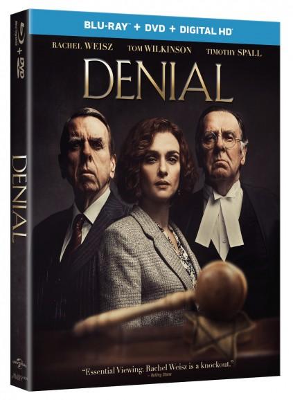 denial Blu-ray Review