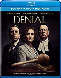 denial Blu-ray
