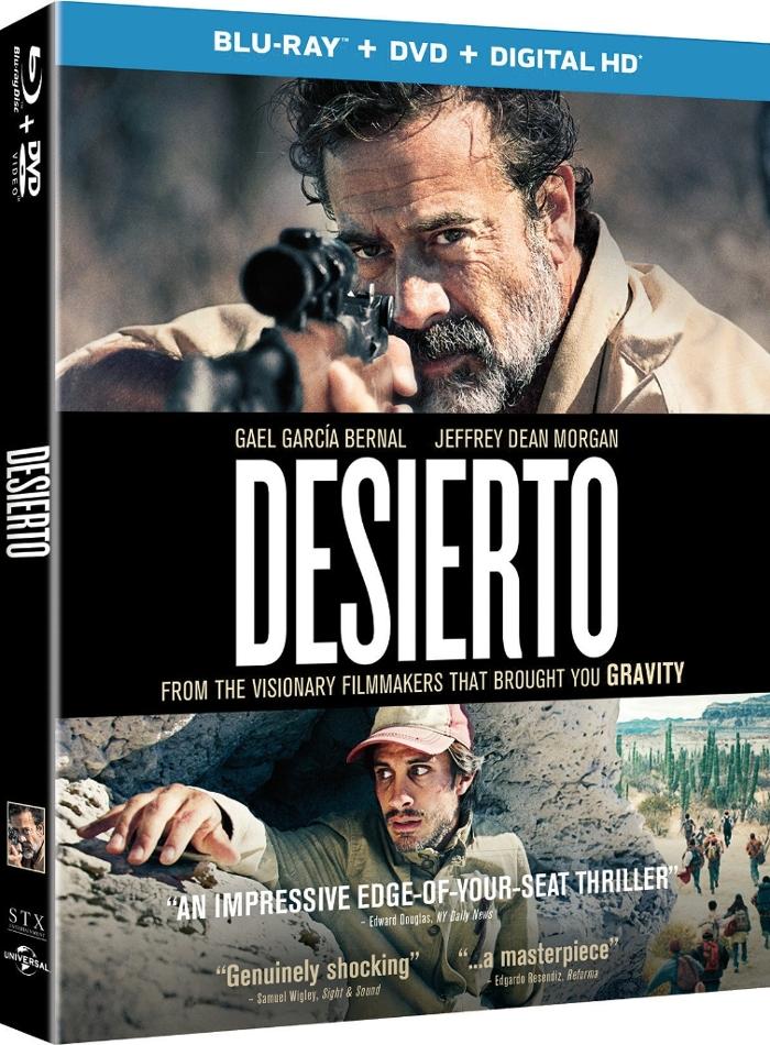 Desierto Blu-ray Review