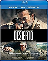 Desierto Blu-ray