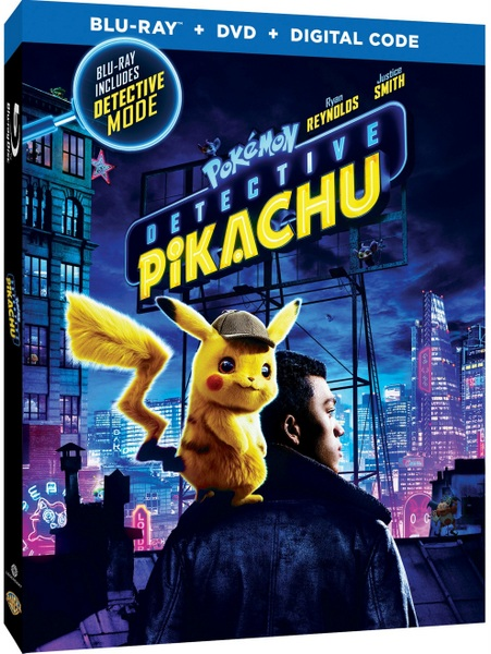 Pokemon Detective Pikachu Blu-ray Review