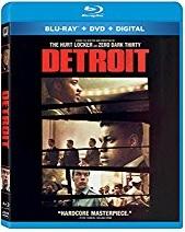 Detroit (Blu-ray + DVD + Digital HD)