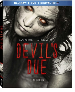 Devil's Due [Blu-ray]
