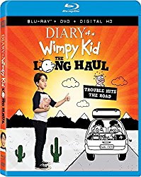 Diary of a Wimpy Kid 4 (Blu-ray + DVD + Digital HD)