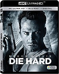 Die Hard 4K (Blu-ray + DVD + Digital HD)