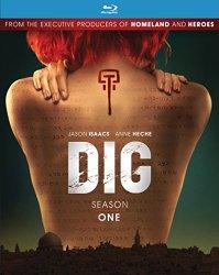 Dig Season 1 Cover