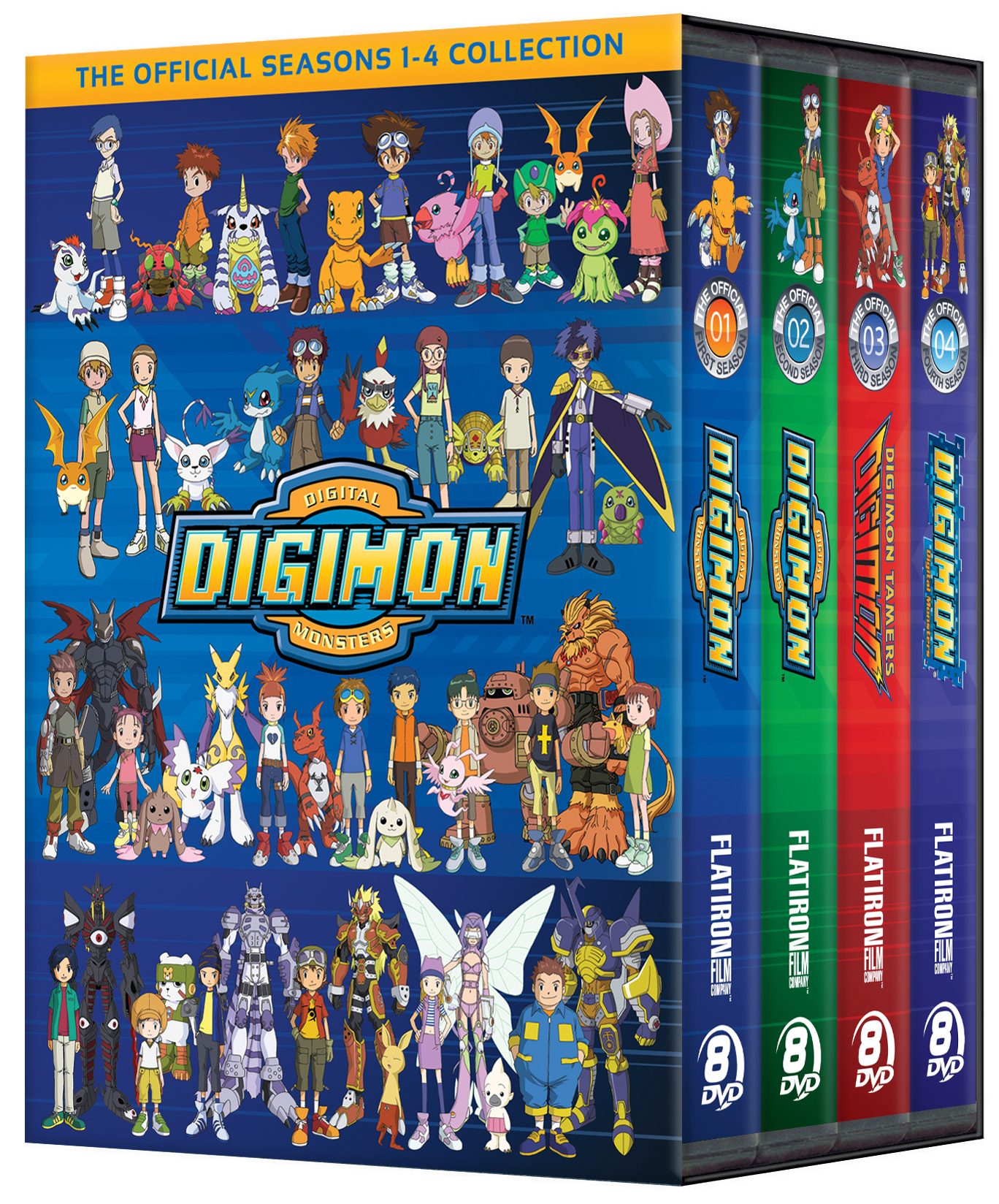 Digimon Collection DVD