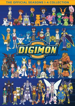 Digimon Collecition DVD