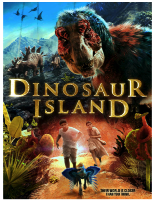 Dinosaur Island DVD Review
