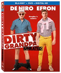 Dirty Grandpa (Blu-ray + DVD + Digital HD)
