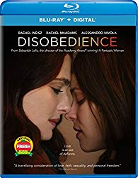 Disobedience(Blu-ray + DVD + Digital HD)