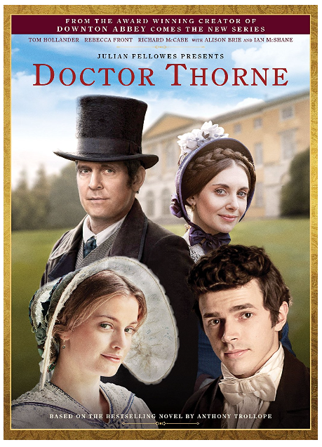 Doctor Thorne Blu-ray