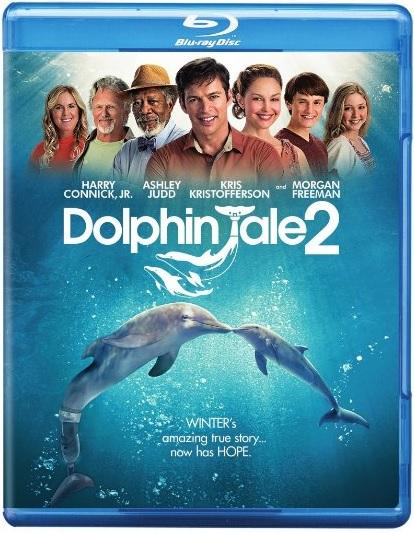 Dolphin Tale 2 (Blu-ray + DVD + Digital HD)