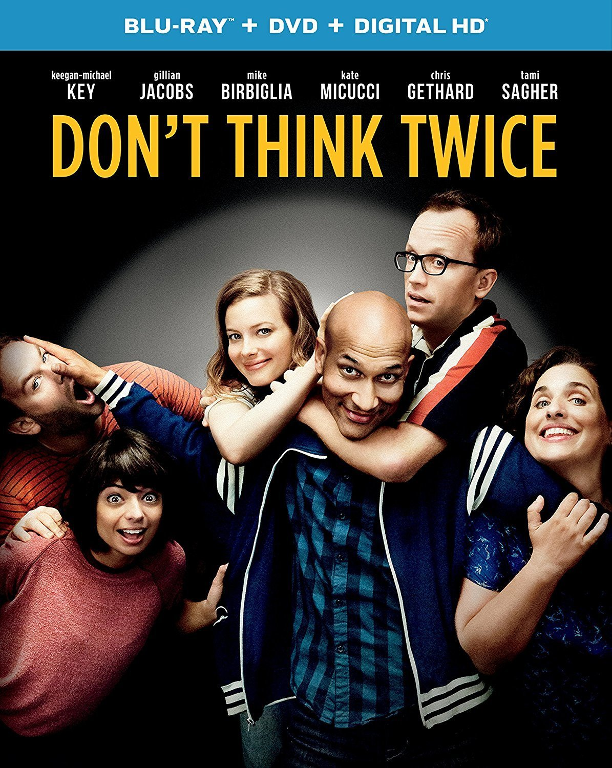 DON'T THINK TWICE Blu-ray