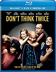 Dont Think Twice(Blu-ray + DVD + Digital HD)
