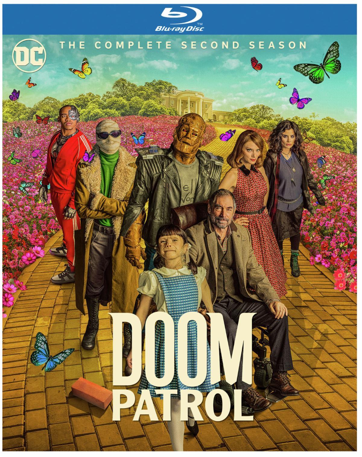 Doom Patrol Season Two Blu-ray Review
