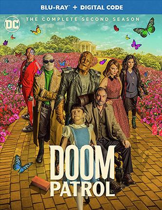 doom-patrol-season-2(Blu-ray + DVD + Digital HD)