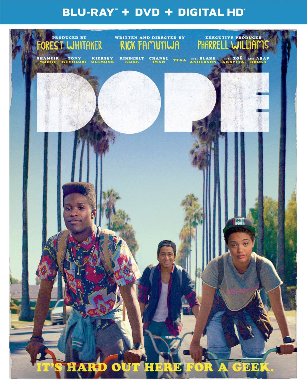Dope Blu-ray Review