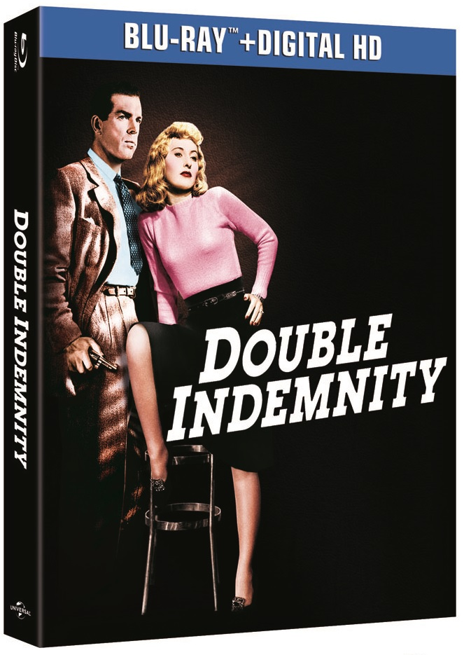 Double Indemnity Blu-ray Review