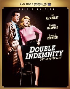 Double Indemnity (Blu-ray + DVD + DIGITAL HD with UltraViolet)