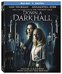 Down A Dark Hall(Blu-ray + DVD + Digital HD)
