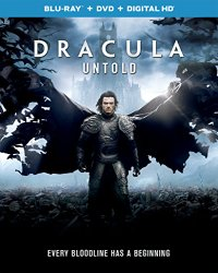 Dracula Untold (Blu-ray + DVD + Digital HD)
