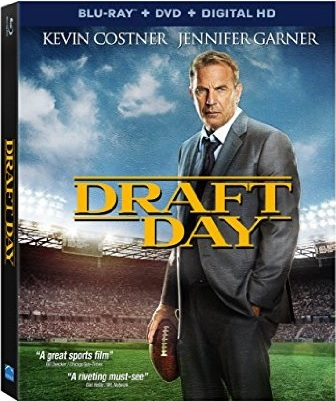 Draft Day (Blu-ray + DVD + Digital HD with UltraViolet)