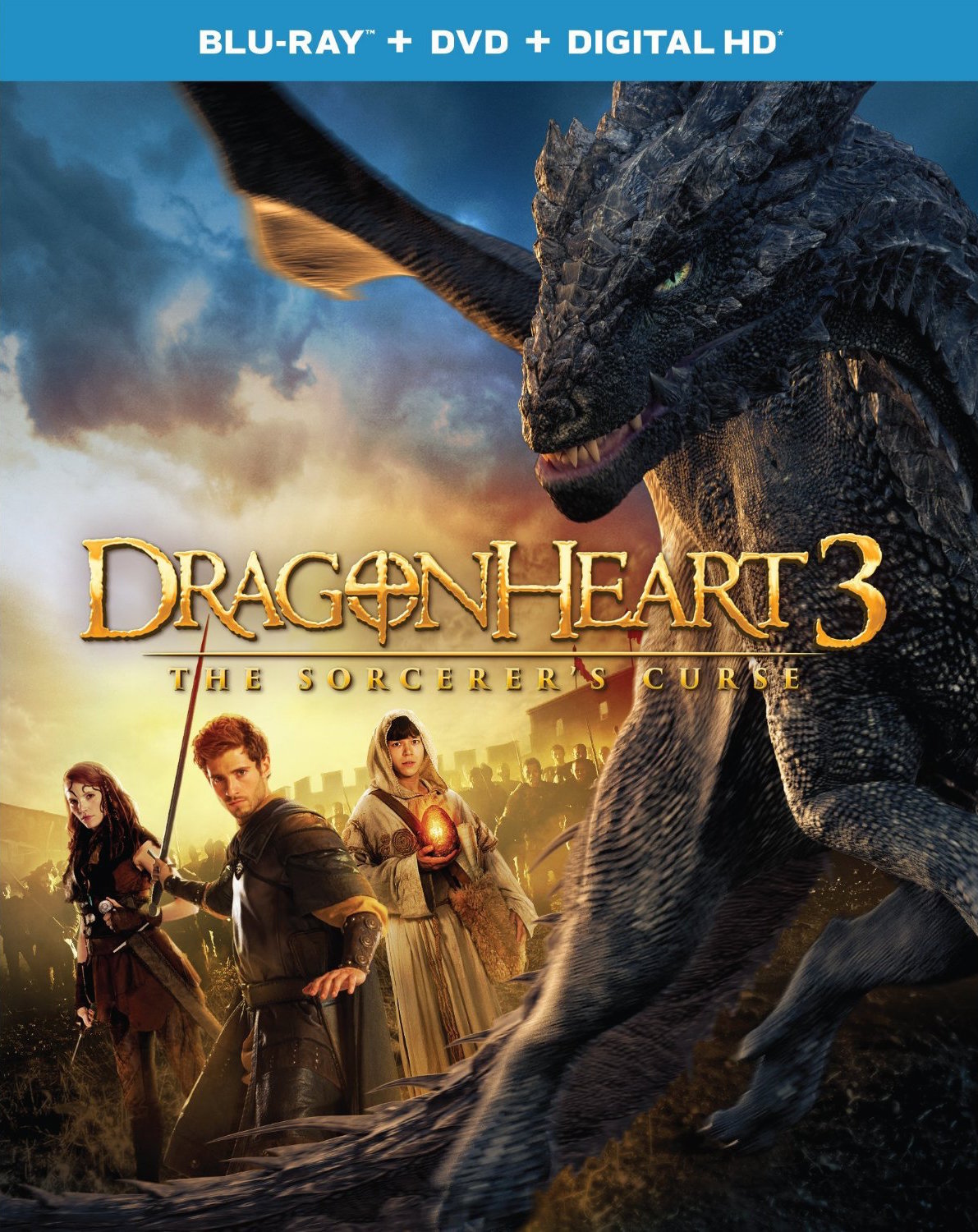 Dragon Heart 3 Blu-ray Review