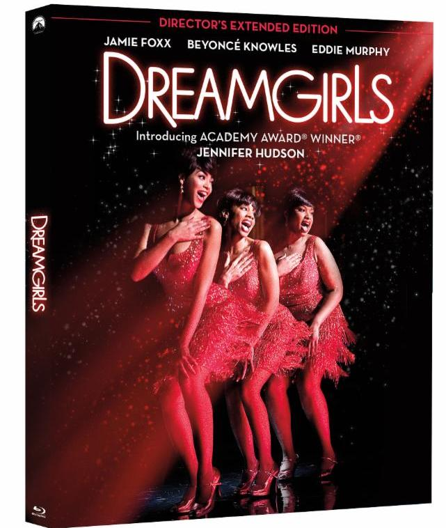 DREAMGIRLS DIRECTOR'S EXTENED EDITION Blu-ray