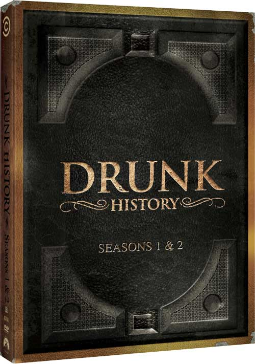 Drunk History Season 1 and 2 DVD
