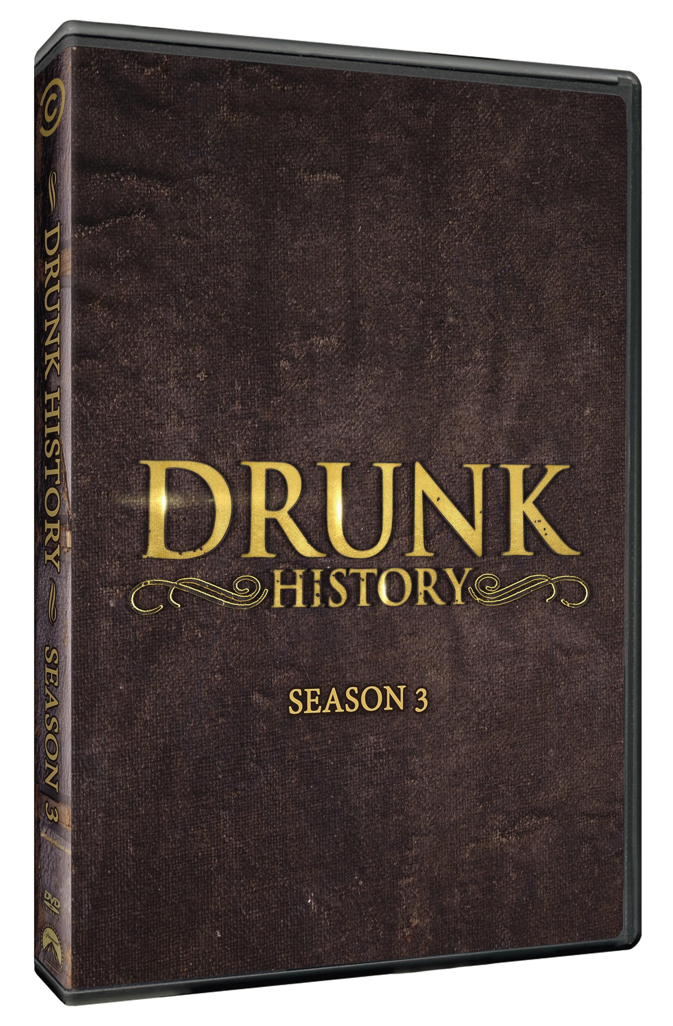 Drunk History Season 3 DVD Review