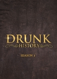 Drunk History Season 3 Blu-ray Cover