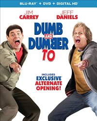 Dumb and dumber to (Blu-ray + DVD + Digital HD)