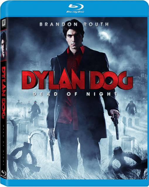 dylan dog dead of night blu ray
