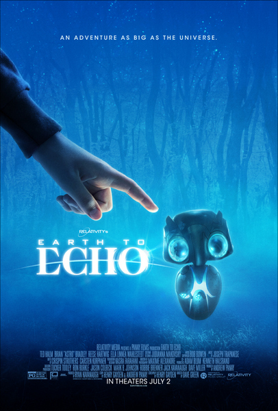 Earth Echo Poster