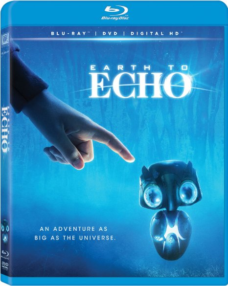 Earth to Echo (Blu-ray + DVD + Digital HD)