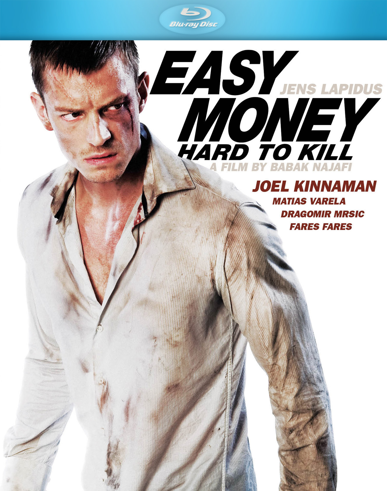 Easy Money Hard to Kill Blu-ray